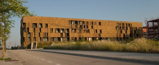 Carabanchel housing foreign office architects archdaily - Agg arquitectura ...
