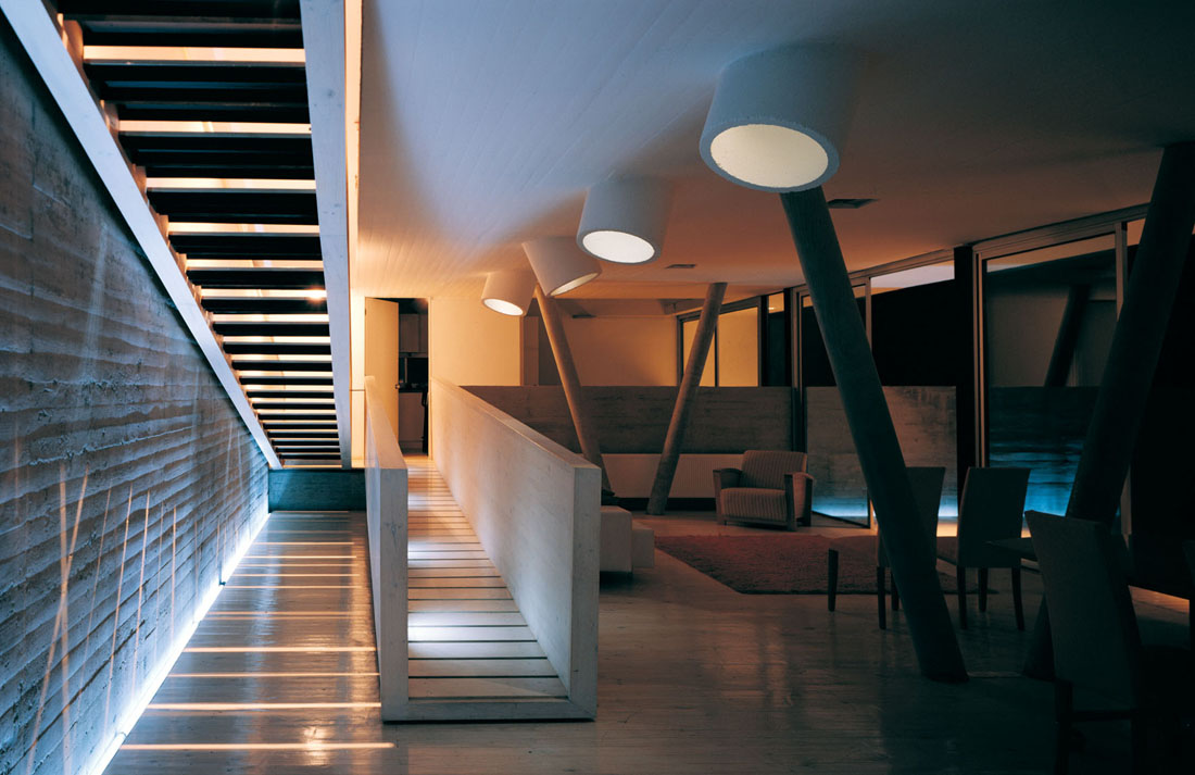 lira house sebastian irarrazaval archdaily. Black Bedroom Furniture Sets. Home Design Ideas
