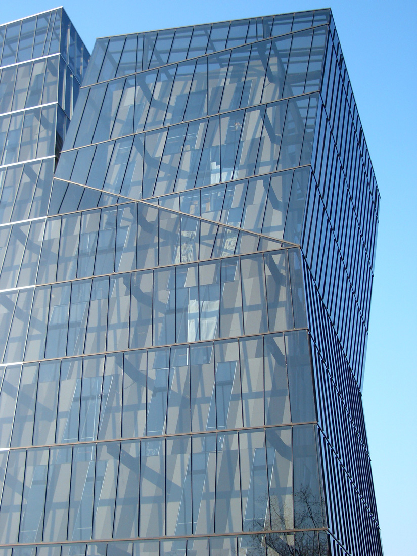 Double Curtain Wall : Curtain wall glass