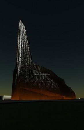 Iconic Incineration Line in Denmark by Erick van Egeraat