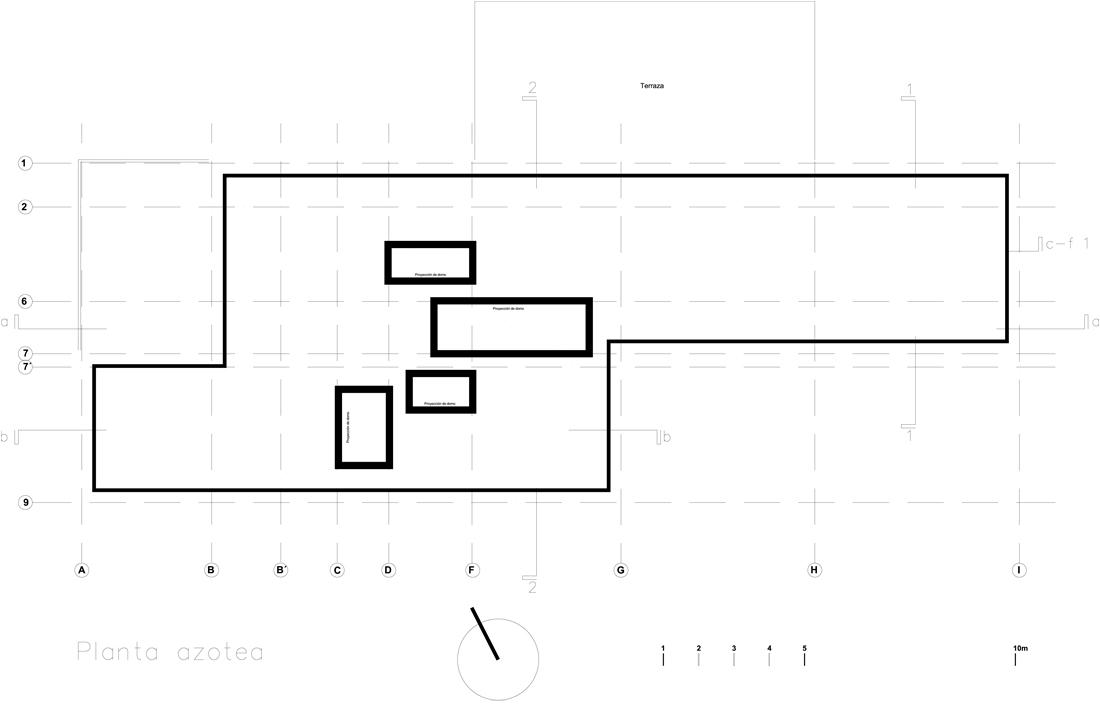 C:UsersAugustoDocumentsK&ACuernavacaproyectoCasa Aquino D roof plan