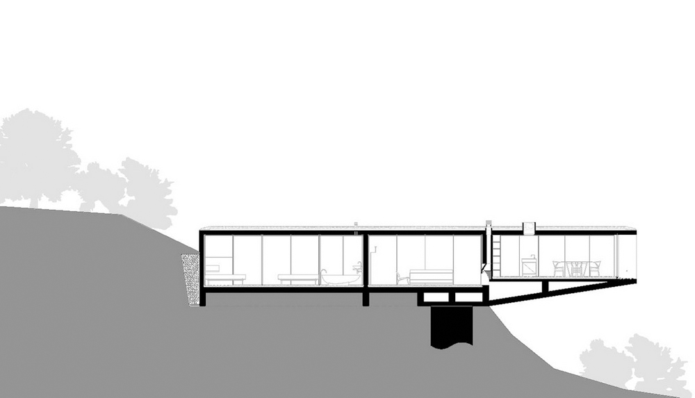 corte-longitudinal-1 long. section