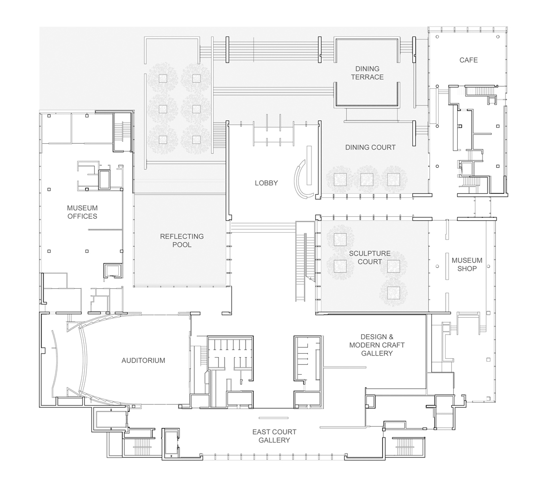 Architecture Photography Gram First Floor Plan 351
