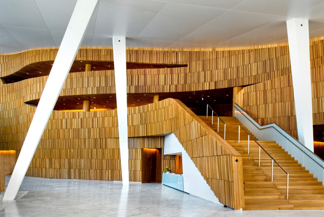 Opera House Foyer : Amy thompson design journal oslo opera house
