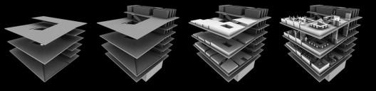 interior usage scheme