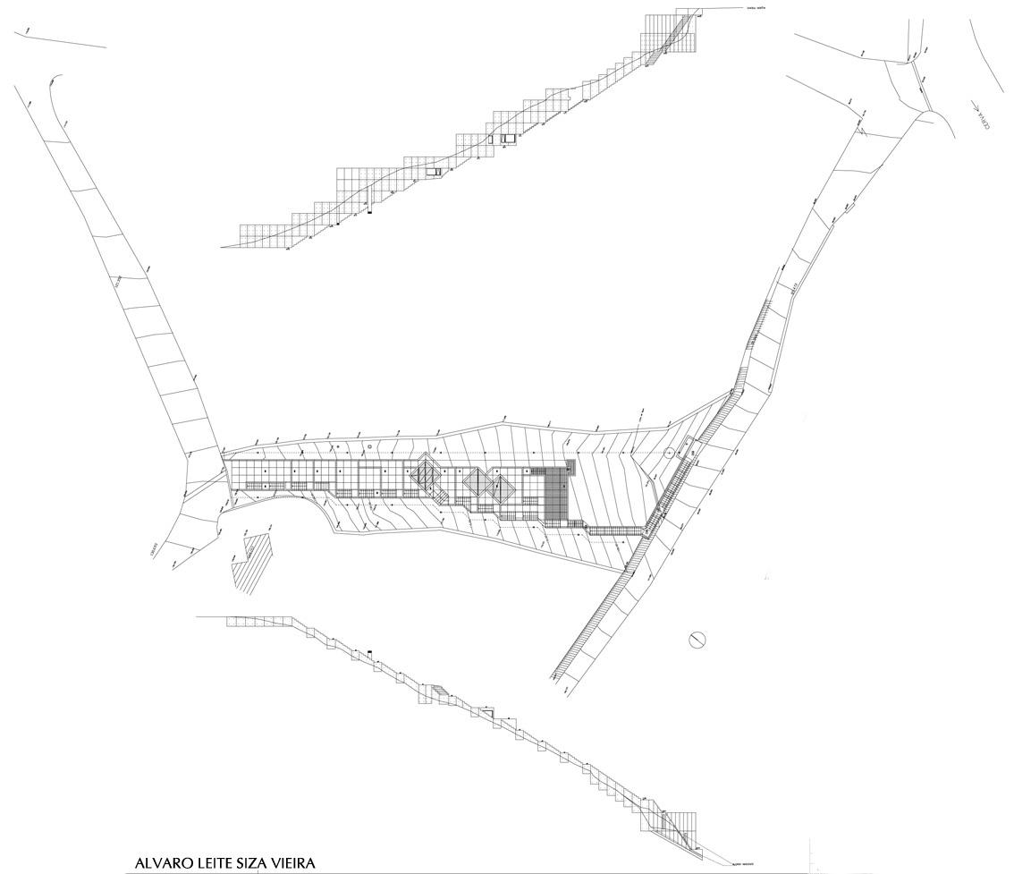 planta-emplazamiento site plan