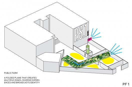 PS1 Young Architects Program 2008 / Work Architecture Company
