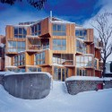 Huski Apartments / Elenberg Fraser Architecture