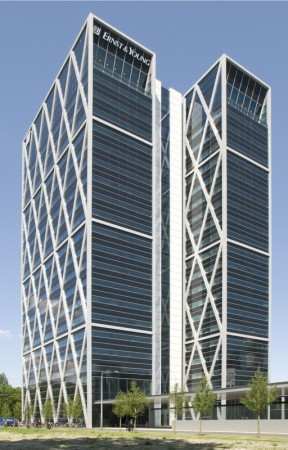 Ernst & Young Headquarters, Amsterdam / Foster + Partners