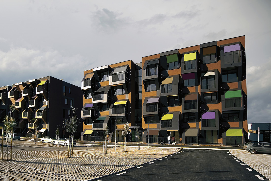 Izola Social Housing / OFIS arhitekti