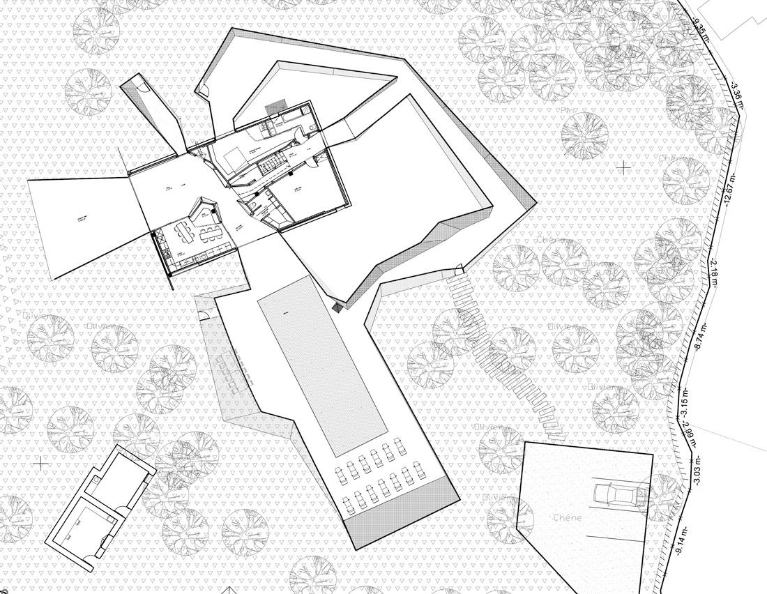 65062619-spidernethewood1 general first floor plan