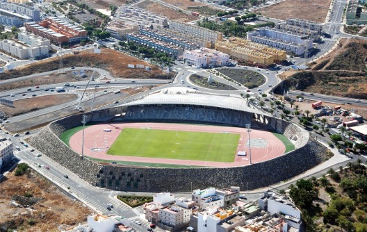 Centro Insular de Atletismo de Tenerife Insular Athletics Stadium