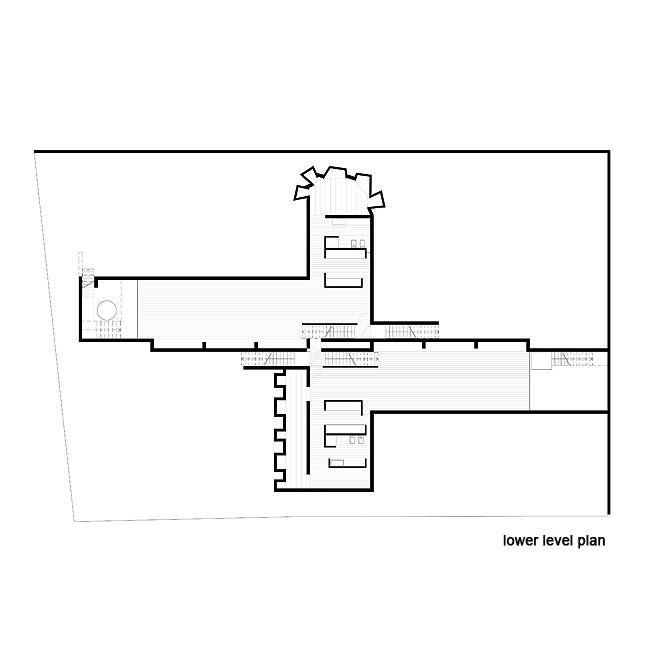 d1 lower level plan