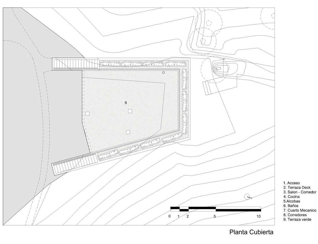 dibujos-refugio-1-02 shelter 01 roof plan