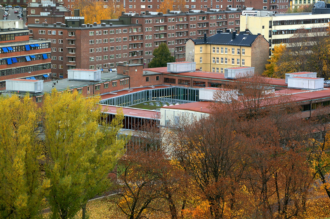Oslo School of Architecture / JVA