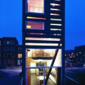 Experimental home in Ijburg / FARO architecten bv
