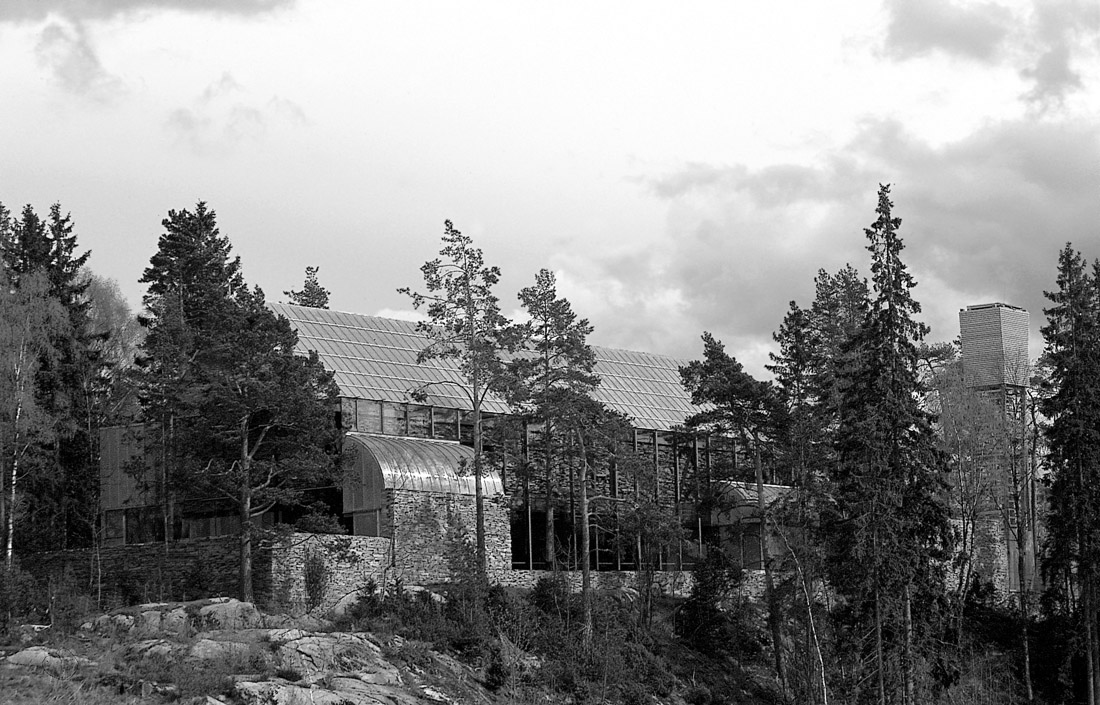 Mortensrud church / JSA