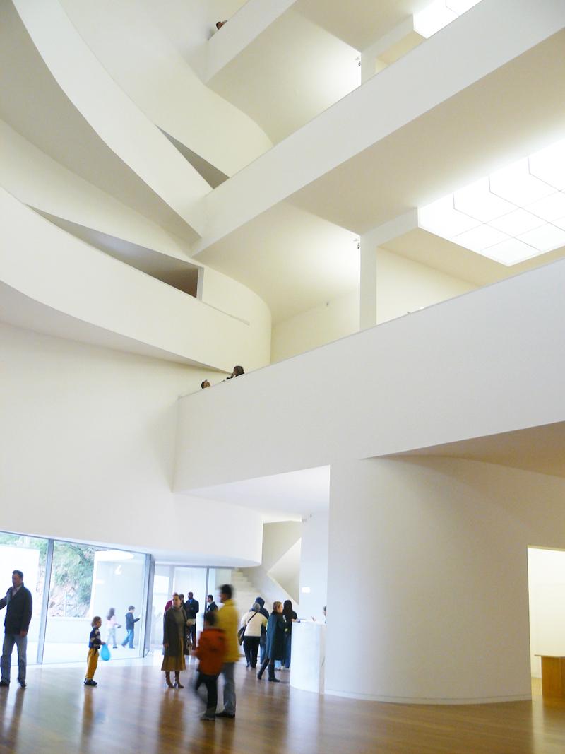 آلوارو سیزا، استاد المان های معماری در پس طرح اصلی