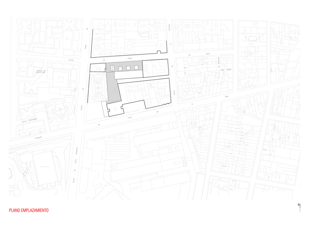 Day Care, Kindergarten and primary school / Jordi Badia