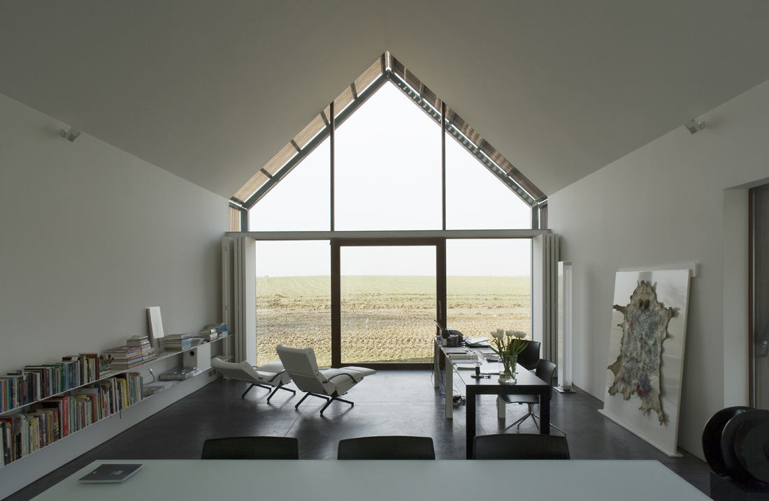 The barn house buro ii archdaily Together interiors