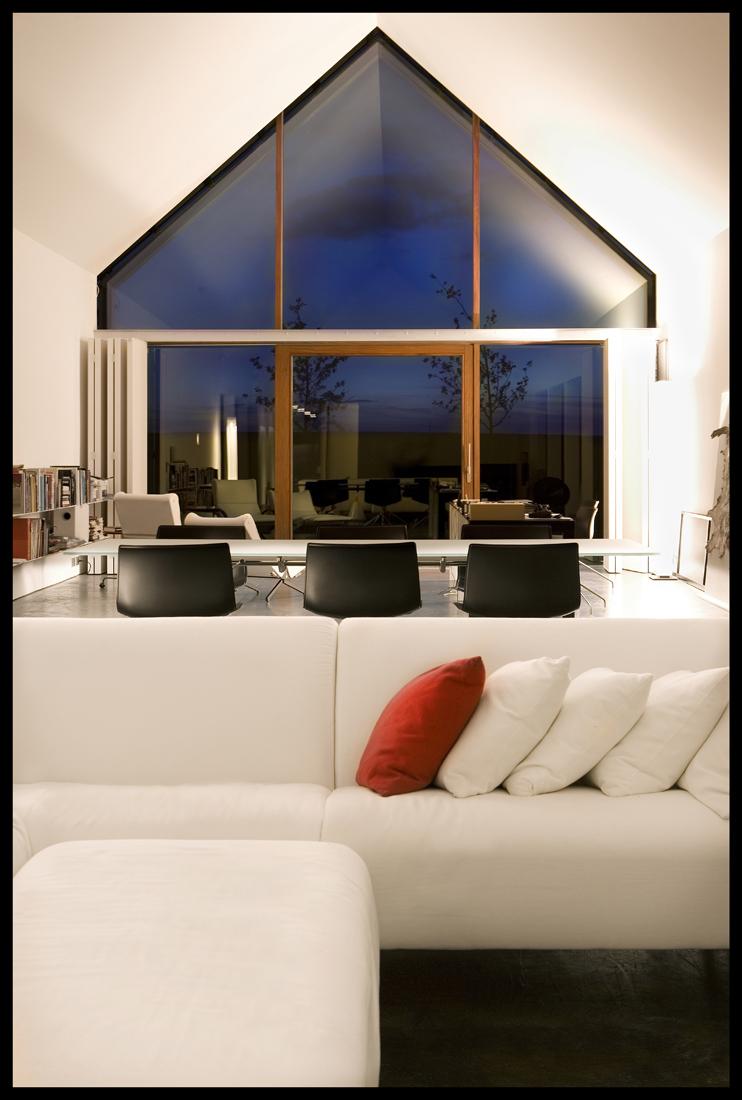 runs the Belgian architectural and interior design office BURO II/BURO ...