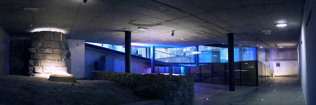 Extension and renovation of the Ljubljana City Museum / OFIS arhitekti