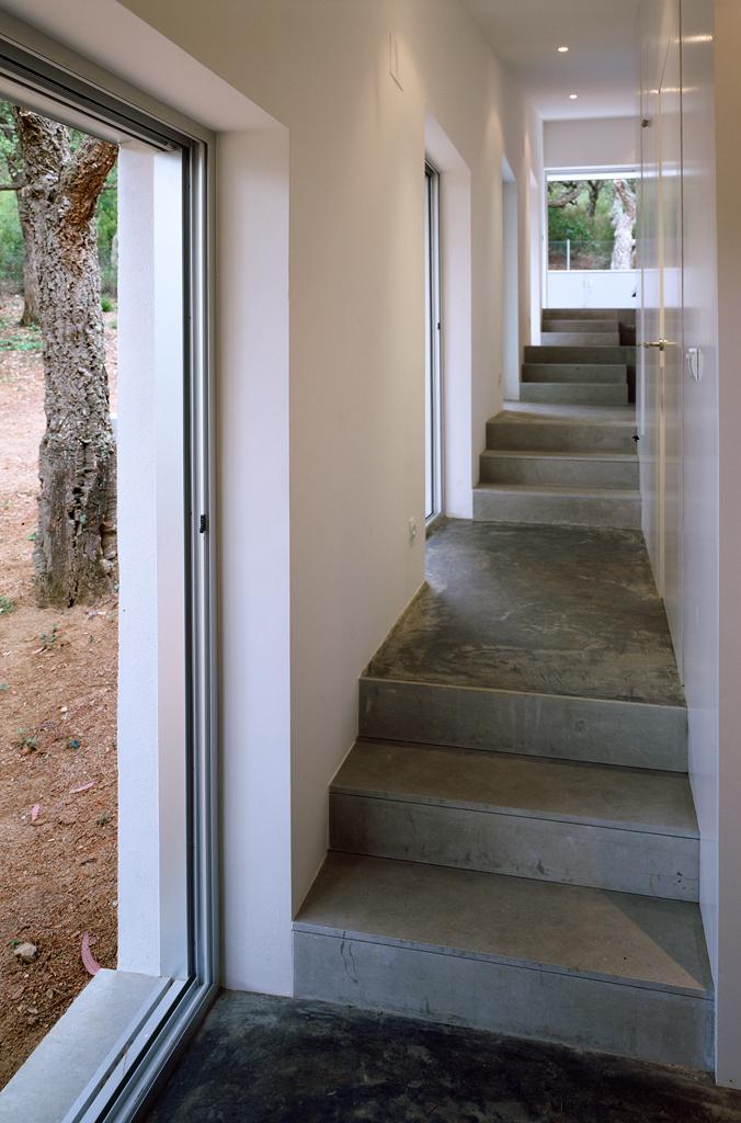 House 108 h arquitectes archdaily for Arquitectes girona