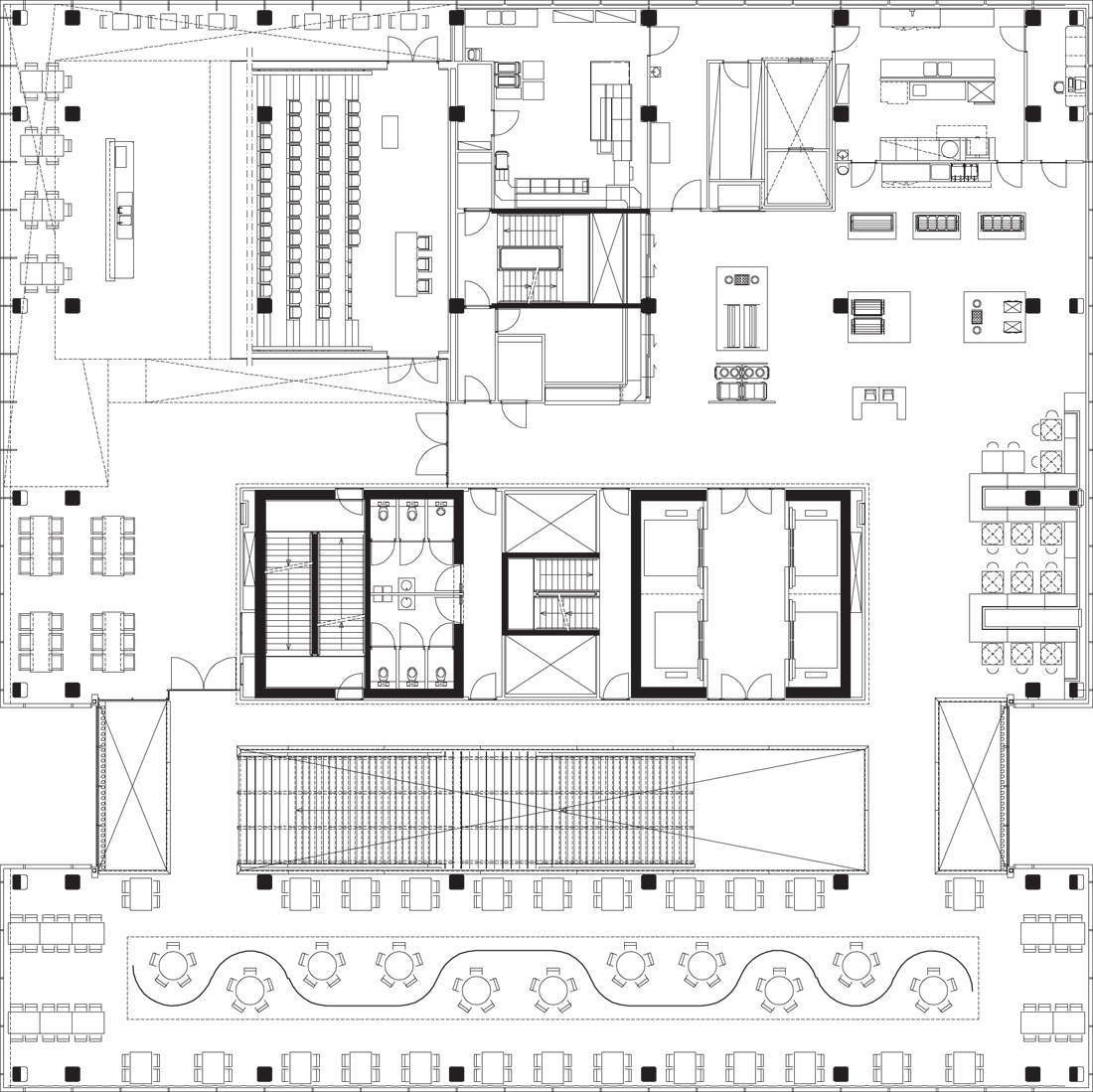 Office Building Plans