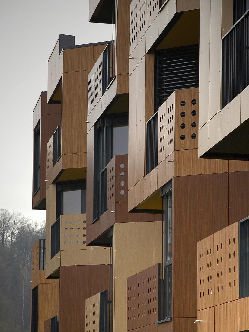 Tetris apartments ofis arhitekti hic arquitectura for Ofis arhitekti