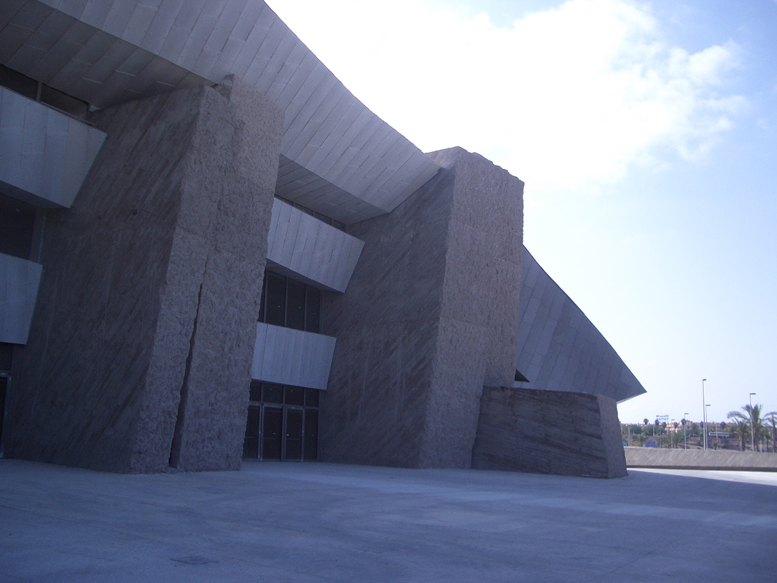 South Tenerife Convention Center / Felipe Artengo, Fernando Menis, José Maria Rodriguez Pastrana