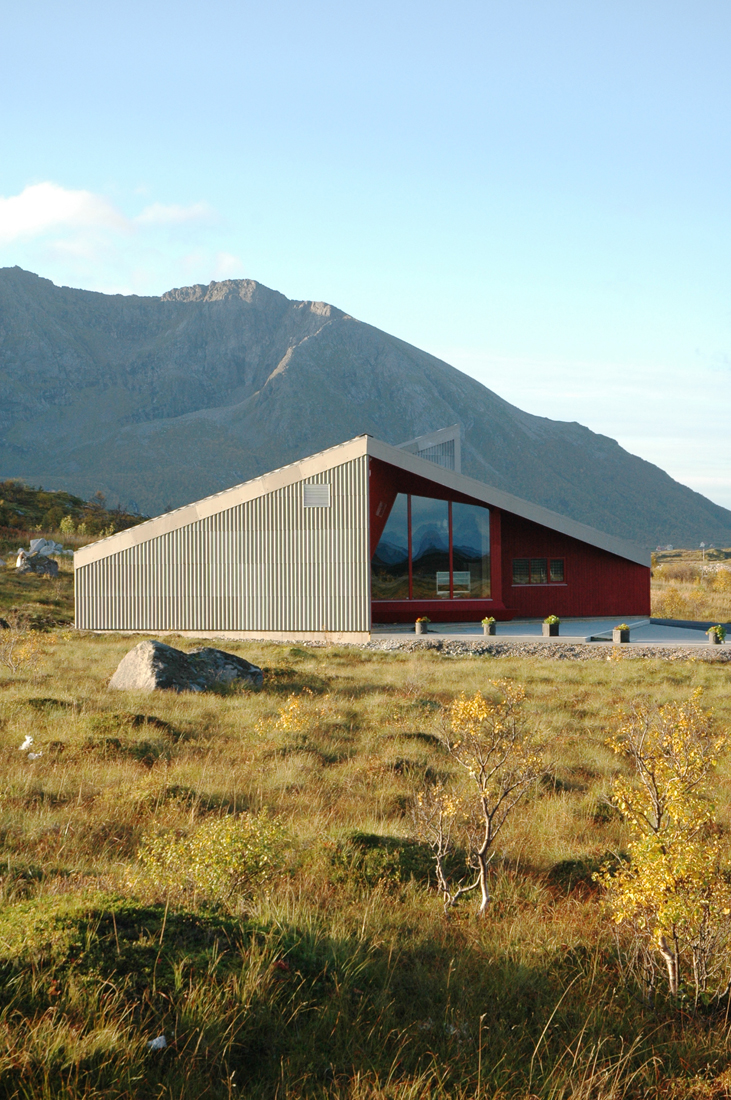 Dnning Community Building / JVA