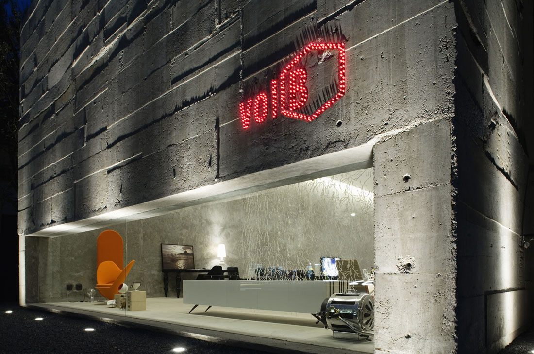 Volume B store / Marcio Kogan