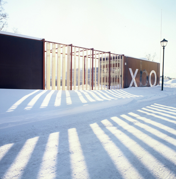 XBO Mobile Structure / 70N Arkitektur
