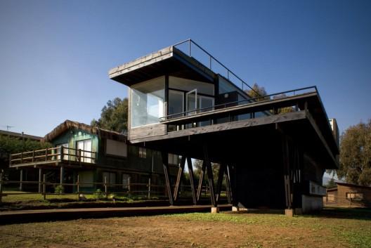 tacna hill beach house drn architects archdaily