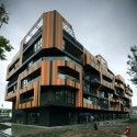 Lace Apartments / OFIS arhitekti
