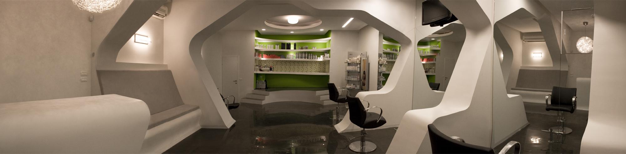 Barber Shop / Lior Vaknin & Sabi Aroch | ArchDaily
