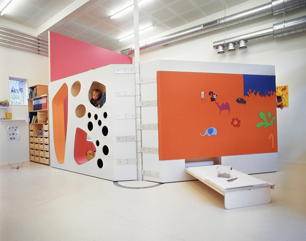 Kindergartens / 70ºN Arkitektur | ArchDaily