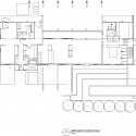 S:2345 - TOBIN WINERY RESIDENCEB02-ARCHITECTURALB02.1000-Auto ground floor plan