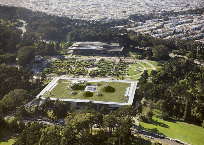 California Academy of Sciences / Renzo Piano