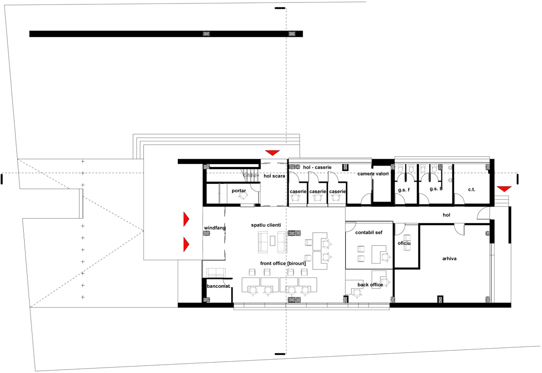 bank floor plan layout submited images