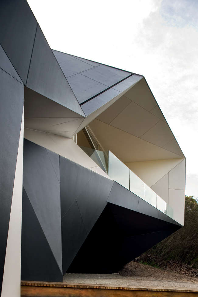Klein Bottle House Mcbride Charles Ryan Archdaily