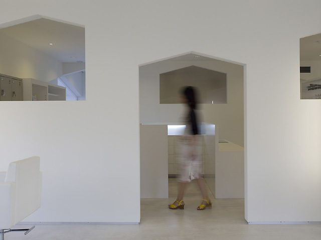 Salon O / Takao Shiotsuka Atelier