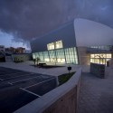 Higueritas Sport Center / GBGV Arquitectos