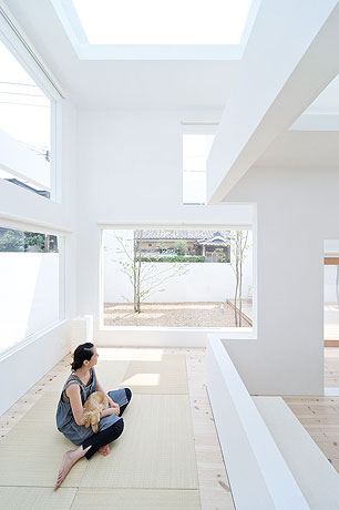 Architecture photography 81715092 house n fujimoto 4936 for N house sou fujimoto