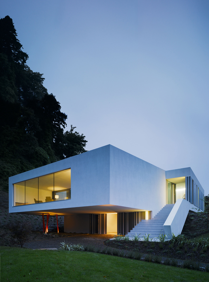 Dwelling at maytree odos architects archdaily for Archdaily com