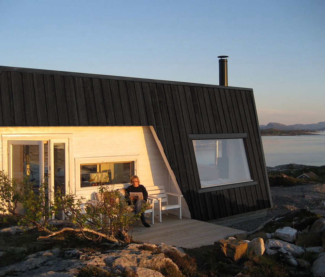Cabin Verdehaugen / Fantastic Norway