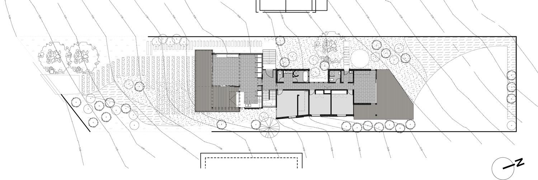 Plan-Site site plan