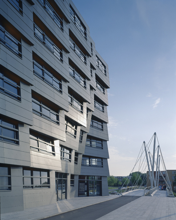 Block 16 / Ren van Zuuk Architekten