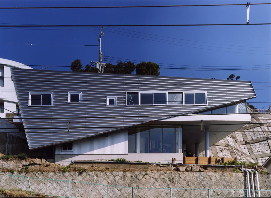 Rooftecture S/Shuhei Endo(遠藤秀平) - harry - le blog de Harry