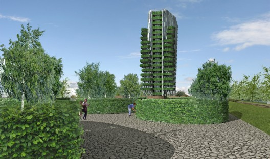 FARO wins sustainable design competition with residencial tower